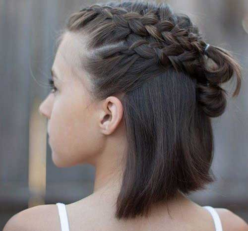 Short Braided Hairstyles-6