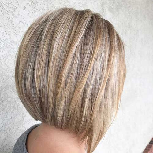 Modern Short Hairstyles-6