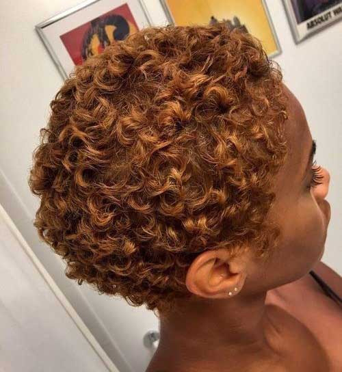 Short Haircuts for Natural Hair-6