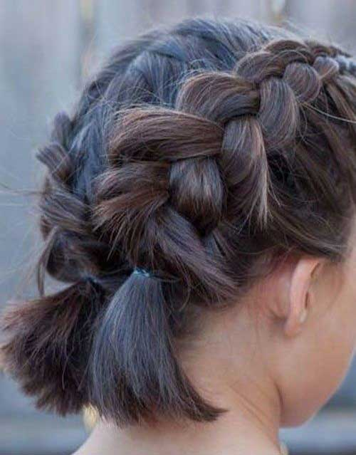 Short Braided Hairstyles-7