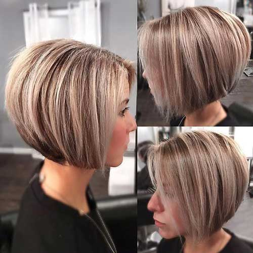 Modern Short Hairstyles-7