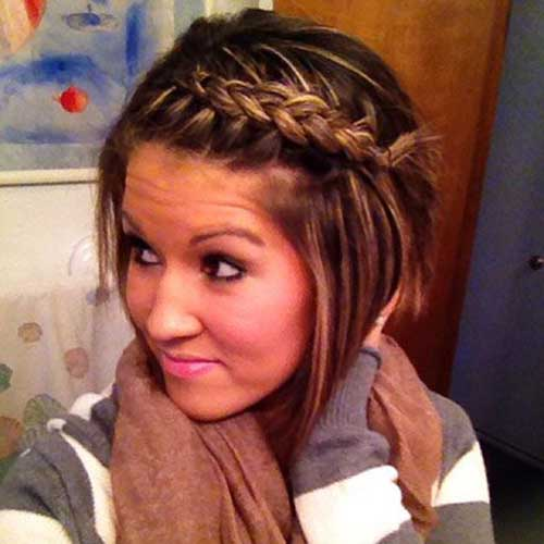 Short Braided Hairstyles-8