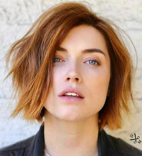 Short Bob Styles for Women-8