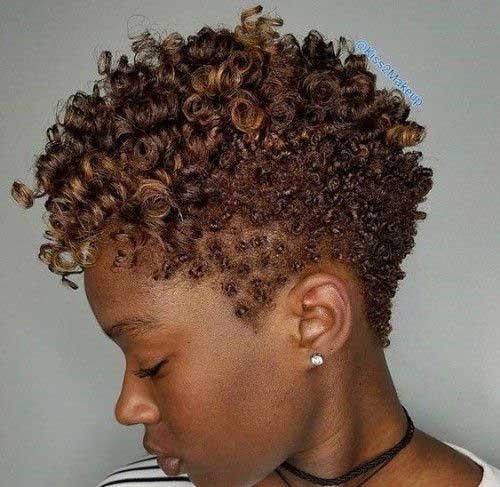 Short Haircuts for Natural Hair-8