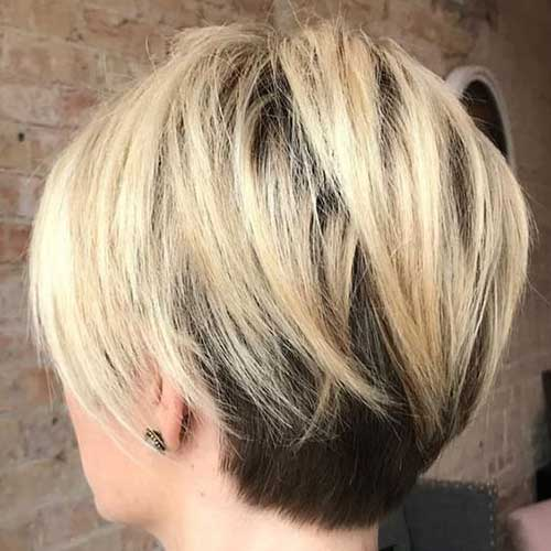 Short Bob Styles for Women-9