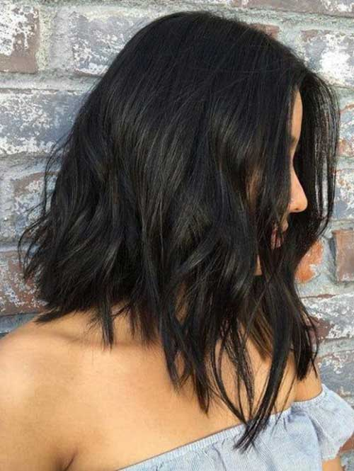 Short Haircuts for Wavy Hair-10