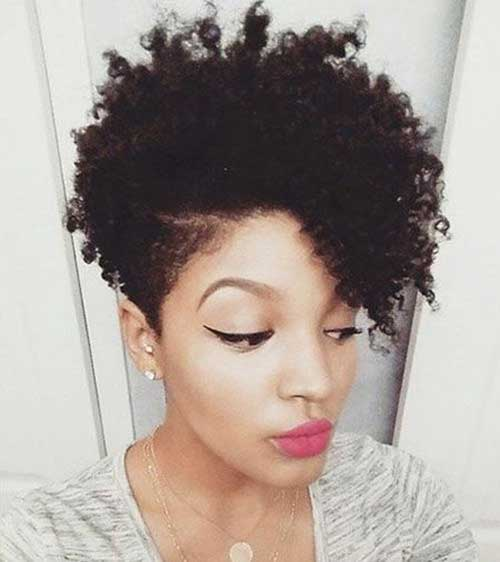Short Naturally Curly Haircuts-15
