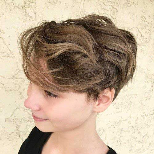 Short Layer Cut