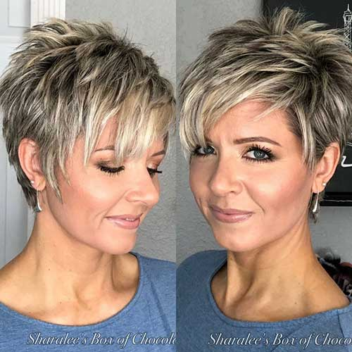 30 Best Short Hairstyles for Women Over 50 | Short-Haircut.com