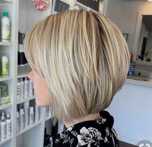 Short Layered Hairstyles For Women 2016