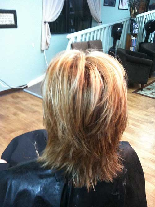 20 Unique Short Layered Haircuts For Women Over 50
