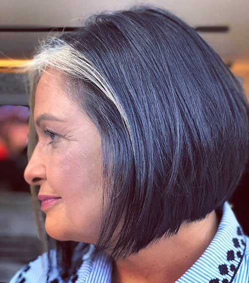 Short Hair Cuts For Woman Over 60