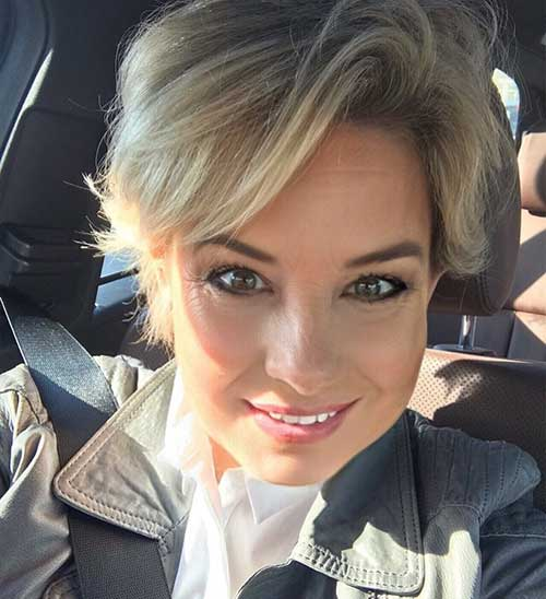 Short Hair Cuts Women Over 50