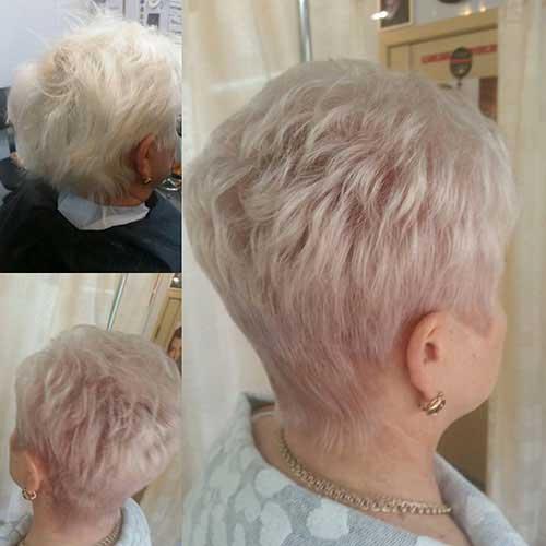 Womens Short Haircuts For Fine Thin Hair