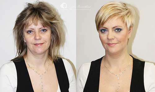 Short Shaggy Hairstyles Over 50