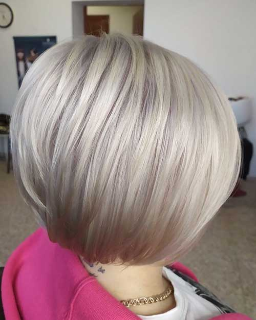 Short Haircuts For Women Over 60 With Fine Hair