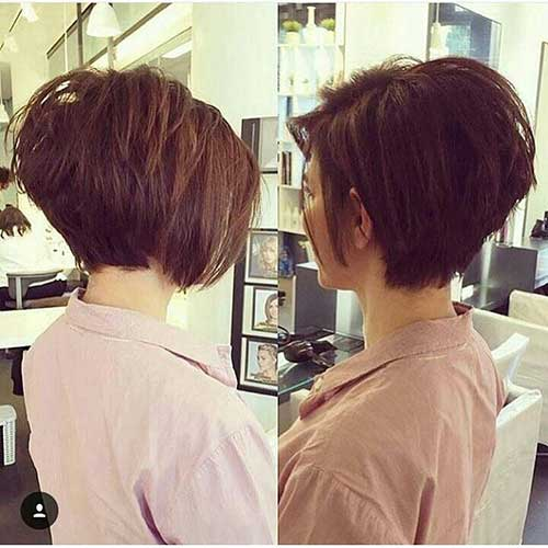 Short Layered Hair Over 50