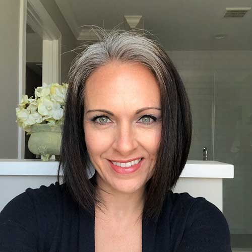 Short Hairstyles For 50 Year Old Woman