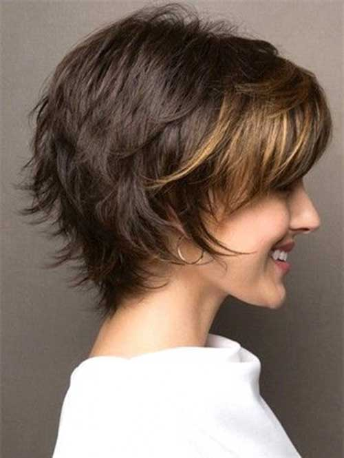 Short Haircuts For Women With Thick Wavy Hair