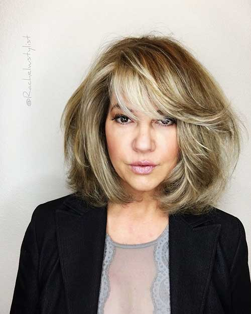 Short Hair Styles For Women With Thick Hair