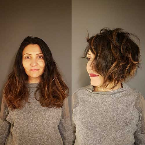 Short Hairstyles For Thin Hair Over 50