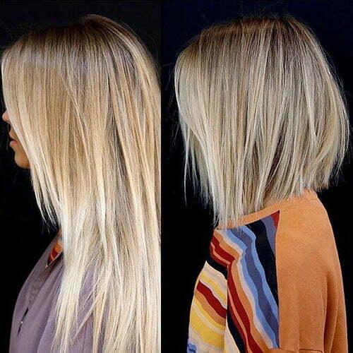 Edgy Bob Haircuts