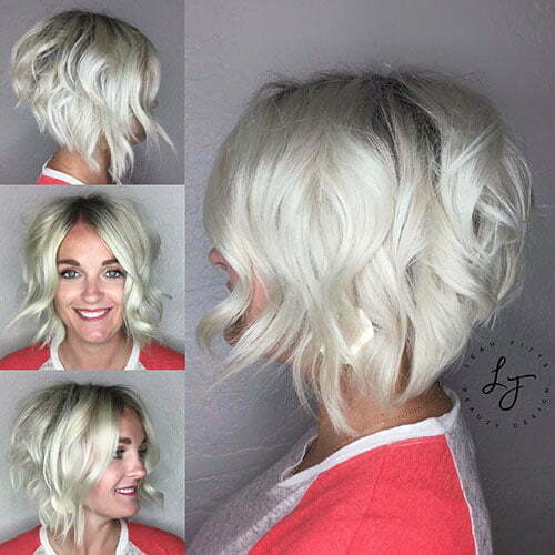 Very Short Bob Styles