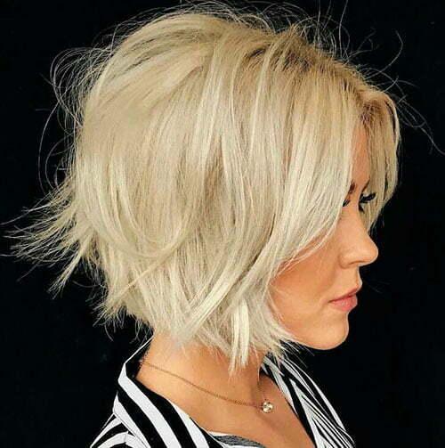 Edgy Bob Haircut