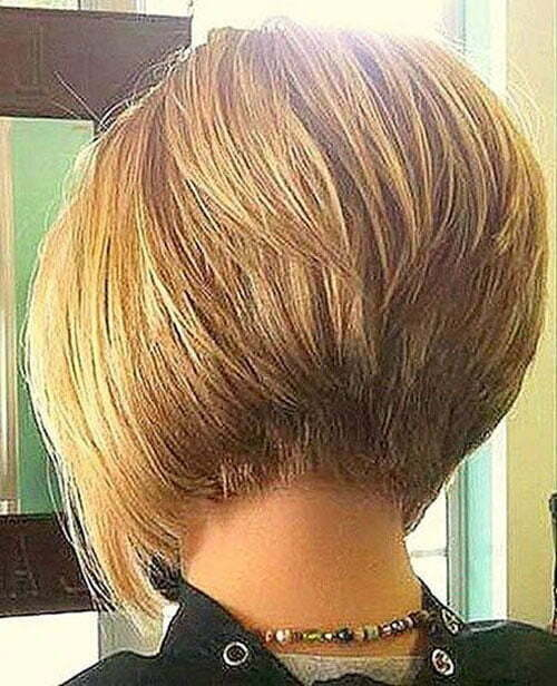 Inverted Bob Cut