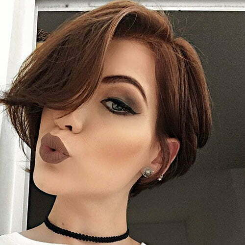 Pictures Of Short Hairstyles