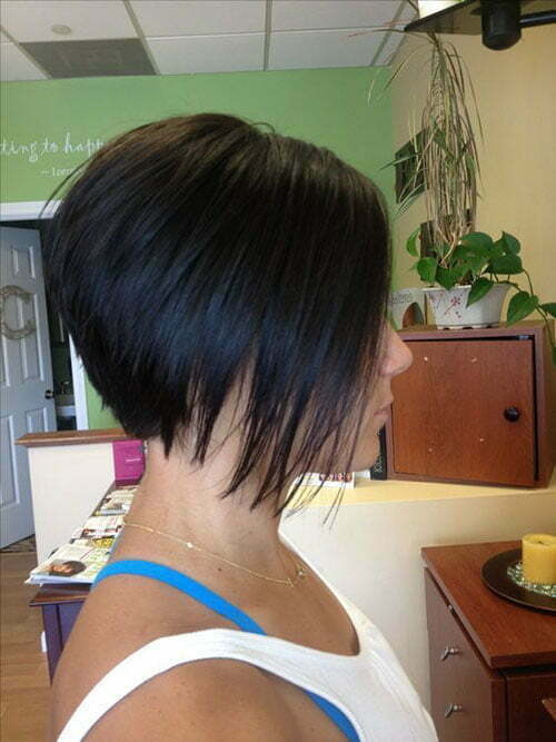 20+ Awesome Stacked Bob Cut Models for 2020 | Short-Haircut.com