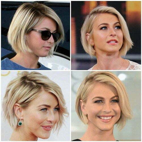 Latest Short Bob Hairstyles