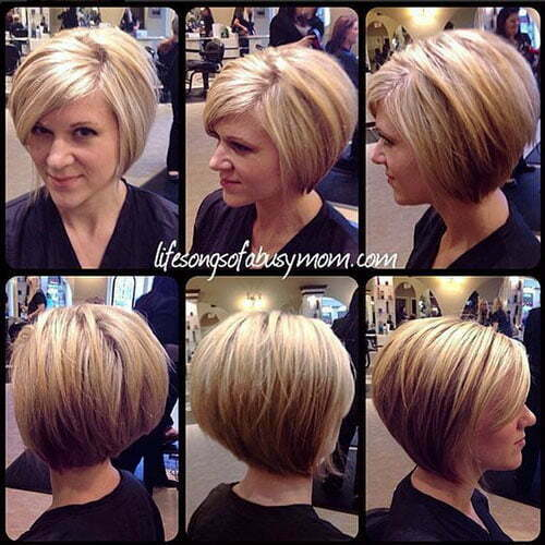 Inverted Bob Hair Styles