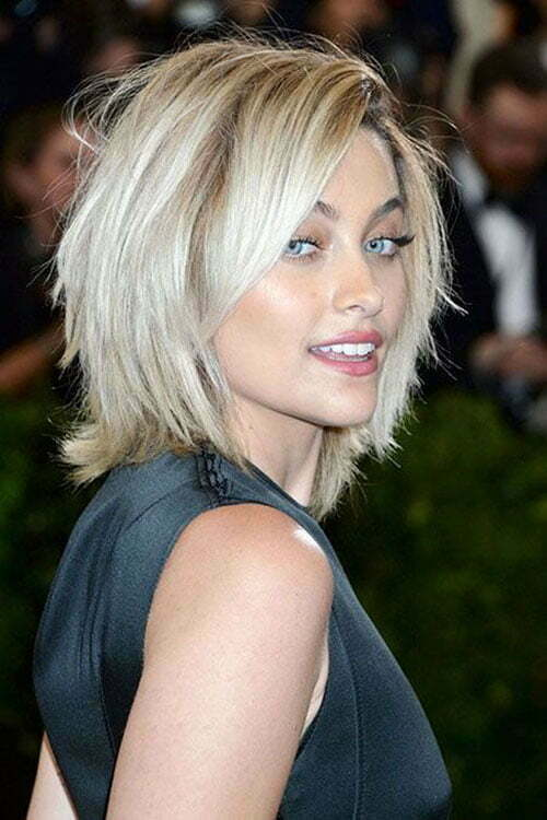 Shaggy Bob Cut
