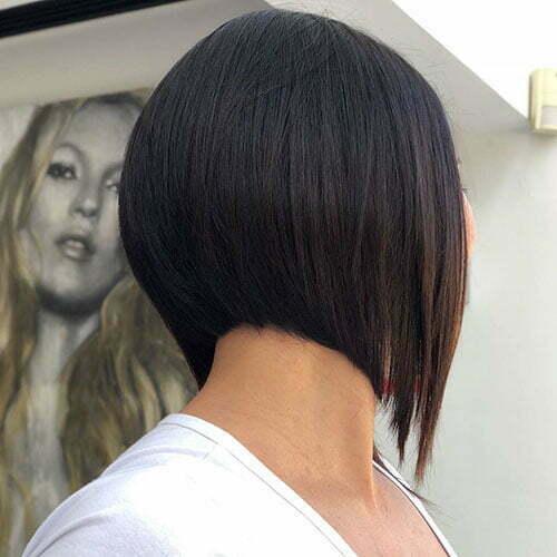 35 Newest Reverse Bob Haircut Ideas Short Haircut Com