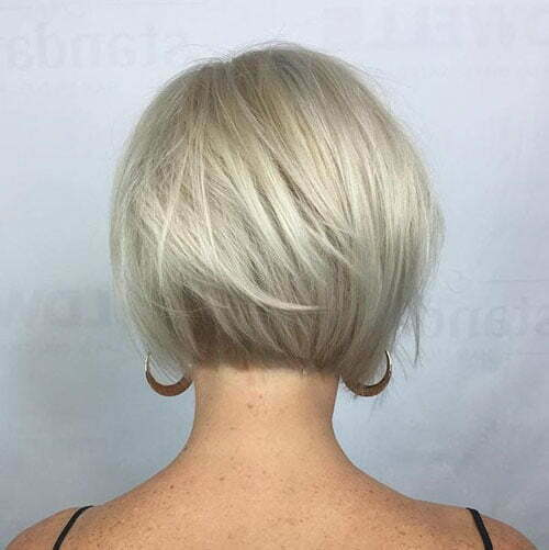 Pictures Of Very Short Bob Haircuts