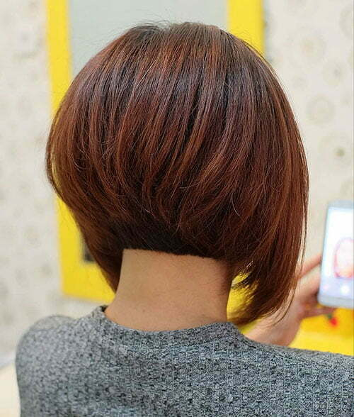 Very Short Bob Cut