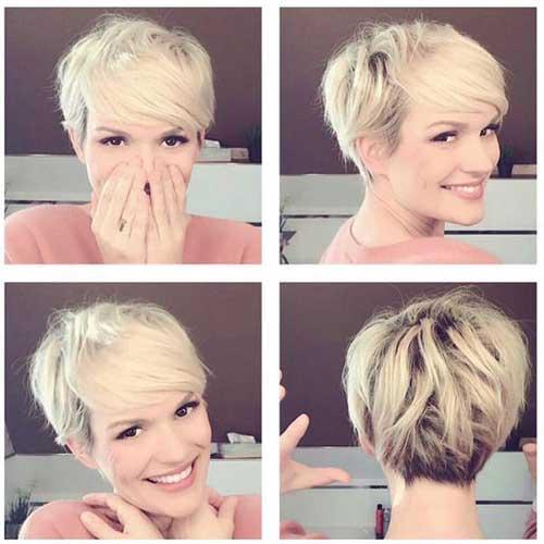 Cute Pixie Hair 2018