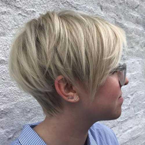 Long Pixie Haircut 2018