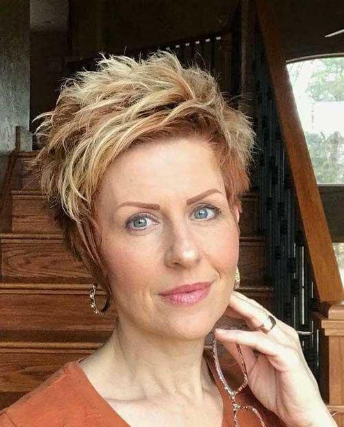 Older Women Short Hair 2018