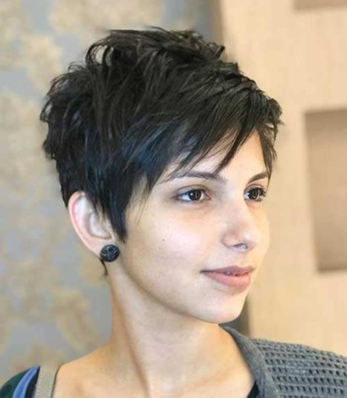Razor Short Haircut for Women