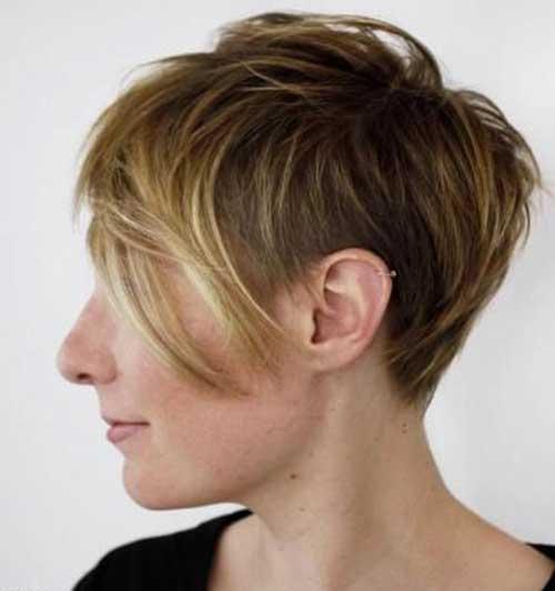 Shaggy Short Haircut 2018
