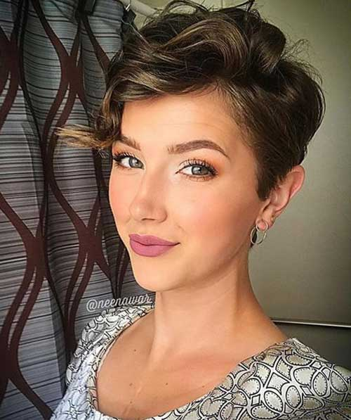Short Cute Haircut 2018