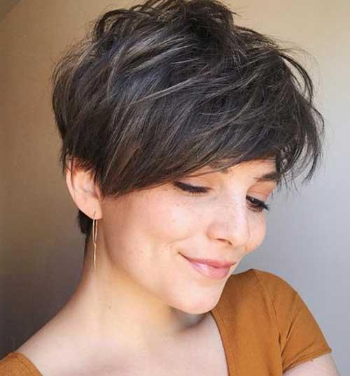 Short Hair Cut Women