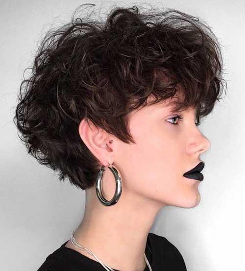 Short Haircut Women 2018