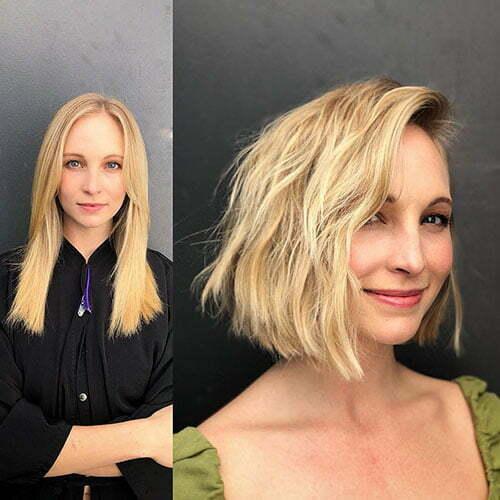 Blonde Hair For Short Hair
