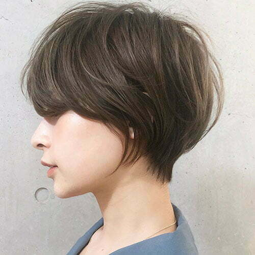 Short Haircuts For Asian Hair