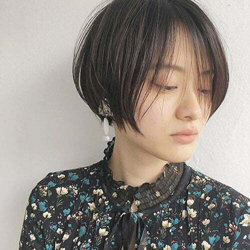 Asian Hairstyles For Short Hair