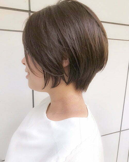 Short Hair Styles Asian