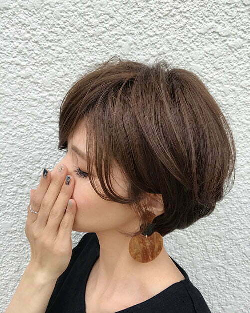 Short Hairstyles For Asian Hair